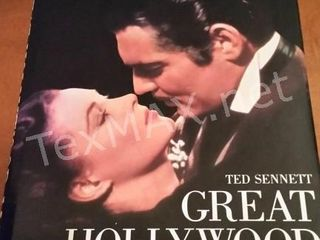 Great Hollywood Movies Coffee Table Book