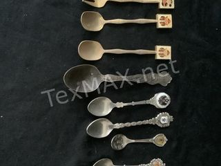 (11) Additional Spoons for the Collection