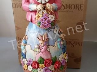 Jim Shores Easter is on the Way Figurine