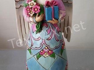 Jim Shore Birthday Blessings Figurine