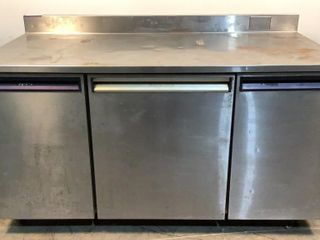 Delfield Rolling Refrigerator / Freezer ST4260
