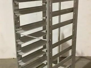 Rolling Bakers Rack