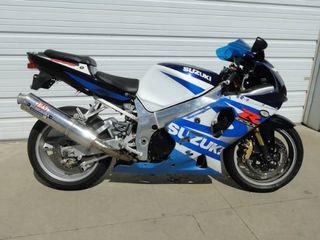 2001 Suzuki GSXR
