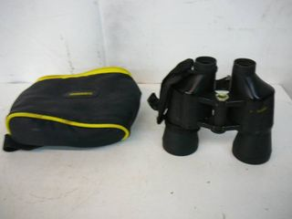 Bushnell Binoculars With Case