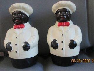 2 Fatty Chef ceramic banks