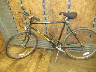 Schwinn High Plains 21 speed Mtn Bike Tall Bike 23  Frame 26  Tires
