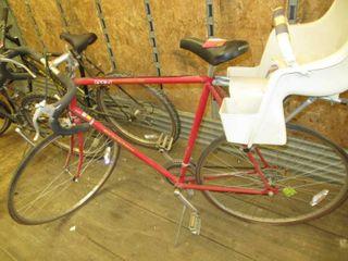 26  Schwinn Sprint Bike with child seat