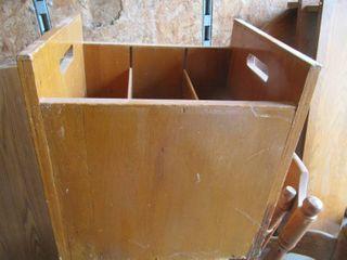 All wood box 15 l x 14 W x 13 H