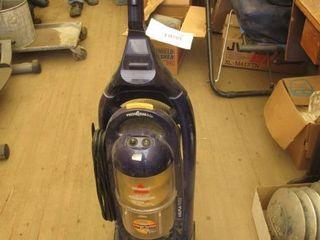 Bissel indoor vacuum runs