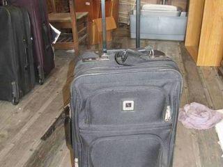 expandable luggage 21  x 15