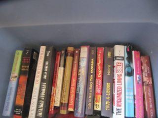 25 books mostly hardbacks