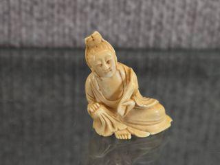 Vintage Netsuke Figurine   2