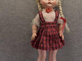 Vintage Sleeping Girl Doll   Eegee Co   6   19