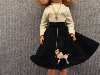 Vintage Miss Revlon Era Doll   Mo  376    13 Eyes   Comes With Original Clothing   19 5  Tall
