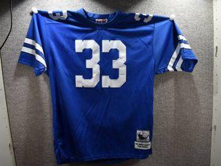 Dallas Cowboys Tony Dorsett Jersey   Throwback Authentics Mitchell   Ness
