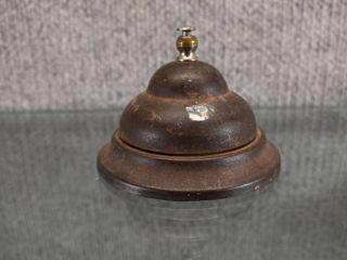 Vintage Desktop Service Bell   3