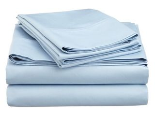 Superior 600 Thread Count Deep Pocket Split King Cotton Blend Bed Sheet Set Retail 75 98