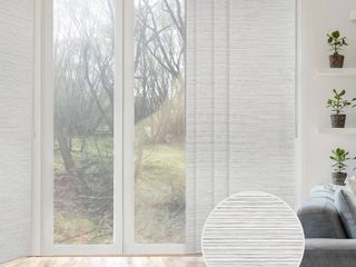 GoDear Design Natural Woven Adjustable Shades