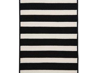 Indoor Outdoor lifeStyle Stripe Rug  Retail 184 49