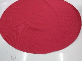 Rhody Rug Woolux Wool Braided Rug Scarle