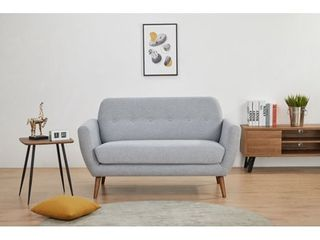 Artdeco Home Oakland loveseat  Moonlight