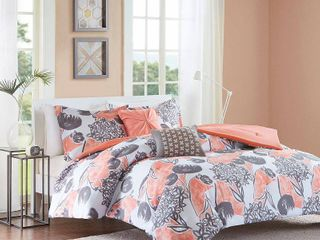 Home Essence Apartment Vera Microfiber Comforter Set   Twin Twin Xl