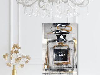 NA5 Chanel perfume art