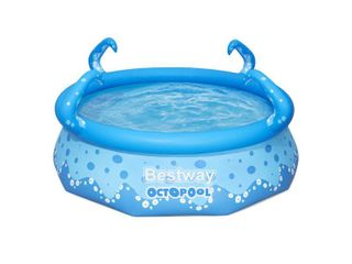 Bestway H2OGO  9  x 30  OctoPool Inflatable Spray Pool  Retail 92 49
