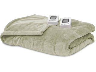 SensorPEDIC Warming Blanket with Digital Controller s  Queen   Retail 101 49