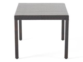 Rhode Island Outdoor Wicker Table