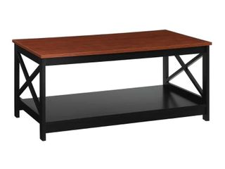 Copper Grove Cranesbill X base Coffee Table  Retail 123 99