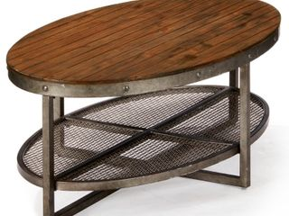 Carbon loft Magie Brown Coffee Table  Retail 356 99