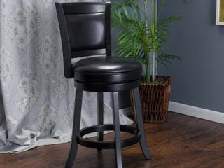 leather Swivel back Chair