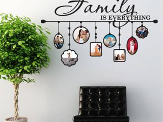 Style   Apply Family Picture Frame Vinyl Wall Decal