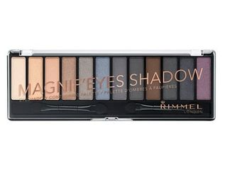 Rimmel Magnif Eyes Eye Shadow Palette Medium Multicolor 0 5 oz  003 One Color is broken out