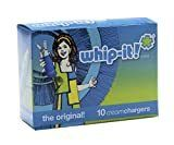 Whip It  Brand  The Original Whipped Cream Chargers  10 Pack