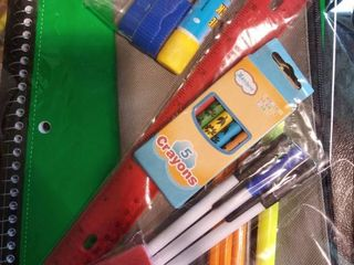 20 Pieces School Supplies For K 12kids