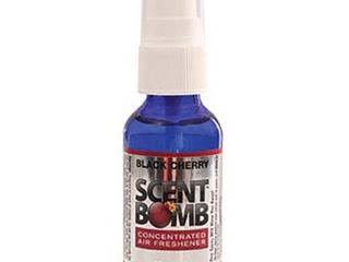 Scent Bomb Black Cherry Scent Spray Air Freshener  1 Oz