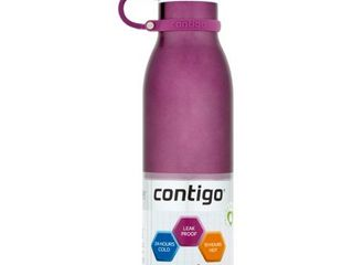 Contigo Stainless Steel 20 Oz  Radiant Orchard Matterhorn Water Bottle