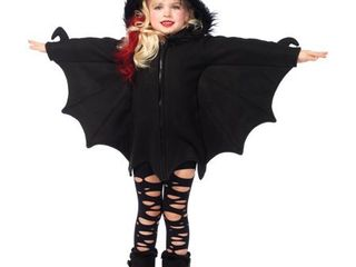 leg Avenue s Girl s Cozy Bat Halloween Costume