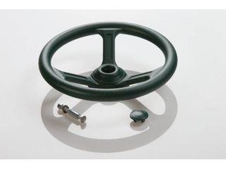 Playset Steering Wheel and Magnifying Glass
