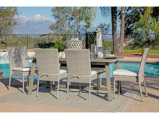 6 piece Outdoor Dining Set by Havenside Home  Retail 1201 49