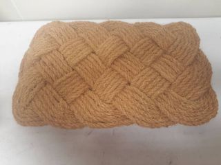 Rope Coir Braided Door Mat
