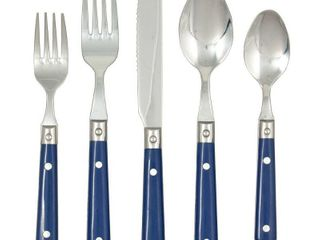 Stainless Steel 20 piece Flatware Set  Service for 4