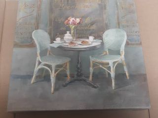 Art wall Janet Kruskamp s Time for Coffee