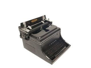 1945 Triumph German Typewriter Handmade metal  Retail 79 78