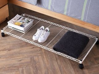 Rolling Underbed Storage Shelf