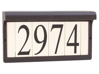 Sea Gull Address Number Tile light