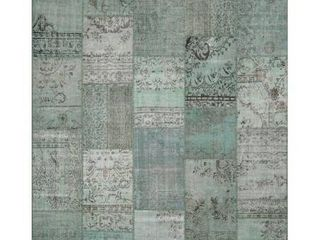 String Matter Antique Patchwork Rug Retail 1090 00