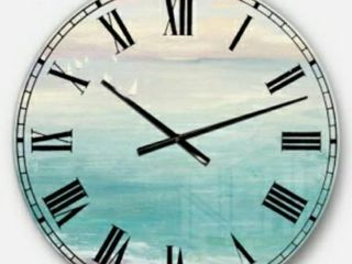From the Shore Traditonal large Wall Clock Retail 133 99